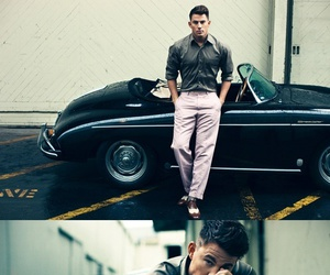 channing tatum, car, and sexy image