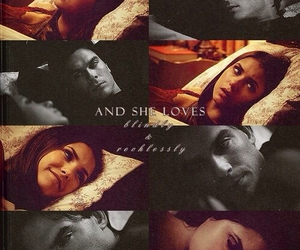 quote and the vampire diaries image