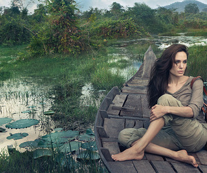 Angelina Jolie and Louis Vuitton image