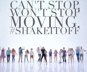 Taylor Swift and shake it off image