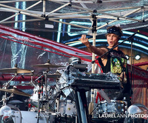 drummer, 5sos, and ashton irwin image
