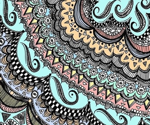 wallpaper, background, and mandala image