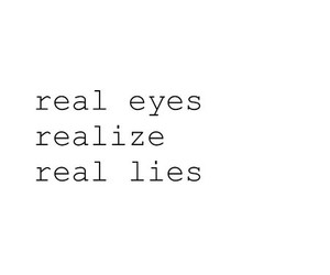 quote and lies image
