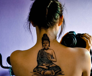 Buddha, skin, and reflex image