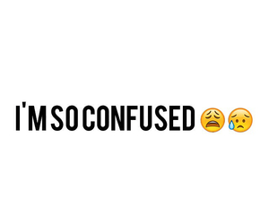 confused, sexy, and emoji image