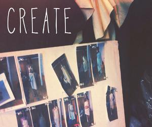 create and creative image