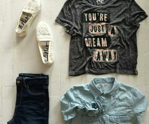 outfit and aeropostale image