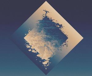 geometry, grunge, and indie image