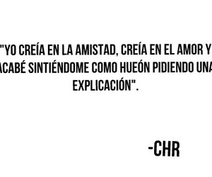 chile, frases, and rap image