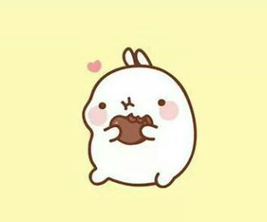 cute, adorable, and bunny image