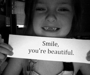 smile and beautiful image