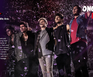 adelaide, where we are tour, and midnight memories image