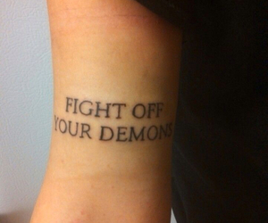 hipster, inspirational, and tattoo image