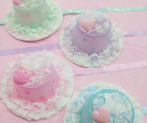 kawaii, pink, and sweet image