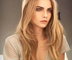 blonde, Hot, and cara delevigne image