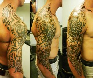 Cornwall, Tattoo Designs, and tribal image