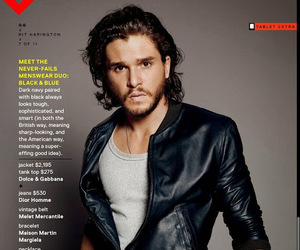 gq magazine, Paola Kudacki, and game of thrones image