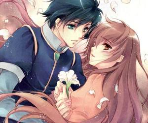 anime, romeo x juliet, and couple image