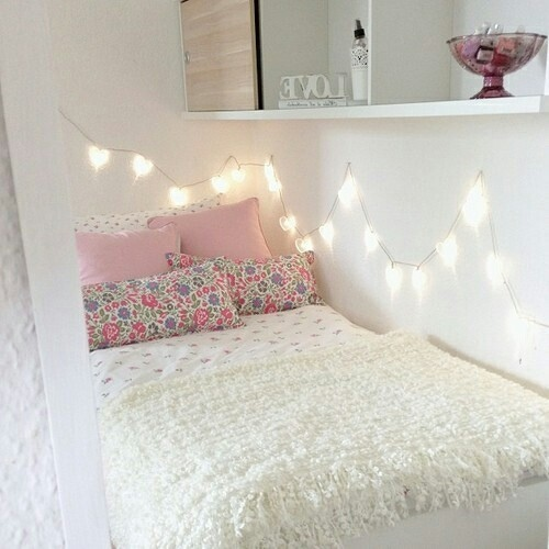 Girly Bedroom Via Tumblr On We Heart It