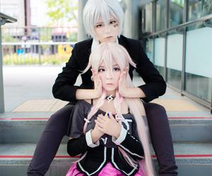 anime, utaite, and anime cosplay image
