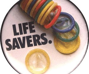 babies, life, and condoms image