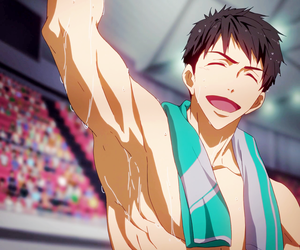 anime, free! eternal summer, and free! image