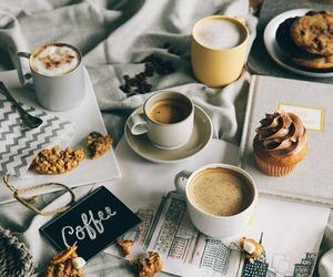 coffee, food, and cupcake image