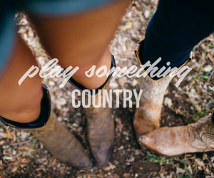 boots, girly, and country image