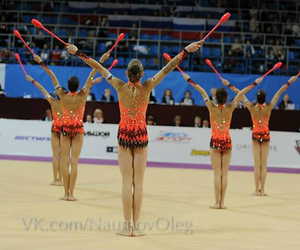 clubs, leotard, and team image