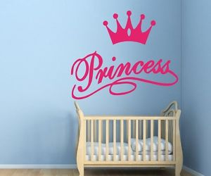 crown, decals, and girl image