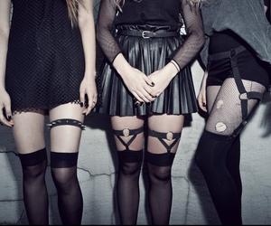 black, grunge, and dark image