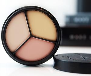 make up, cosmetics, and makeup image
