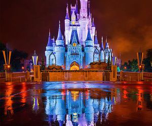 disney, Dream, and castle image