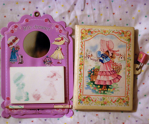 diaries, diary, and Dream image