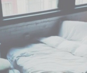 blue, header, and bed image