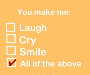 above, checklist, and crush image