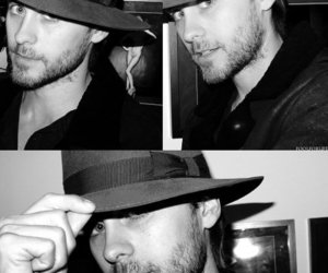 30 seconds to mars, Hot, and jared leto image