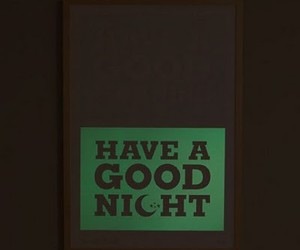night, text, and words image