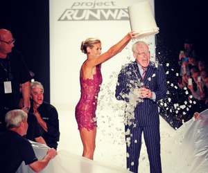 fashion, heidi klum, and project runway image