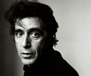 al pacino, black and white, and actor image