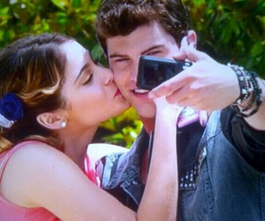 violetta, martina stoessel, and diego domínguez image