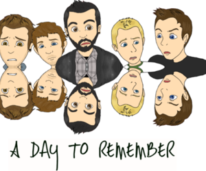 background, neil, and a day to remember image