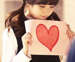 iu, cute, and heart image