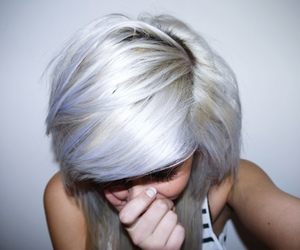 hair, cute, and girl image