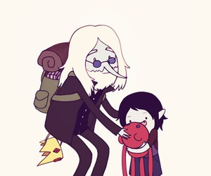 marceline, adventure time, and hambo image