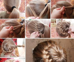 beauty, hair, and tutorials image