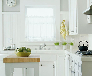 inspiration, inspiring interiors, and kitchen island image