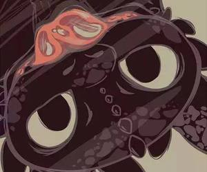 wallpaper, dragon, and toothless image
