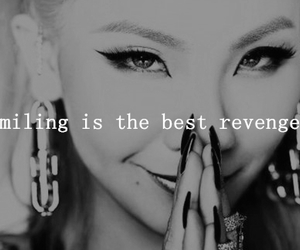 CL, revenge, and quote image
