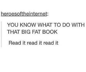 awesome, big, and book image